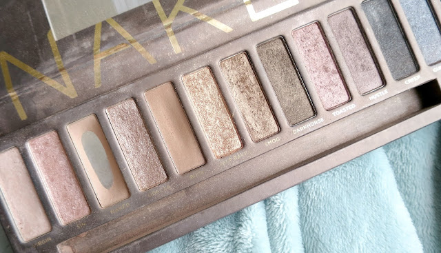 Autumn Beauty Make Up Shopping My Stash Smokey Eye Shadow Urban Decay Naked Palette
