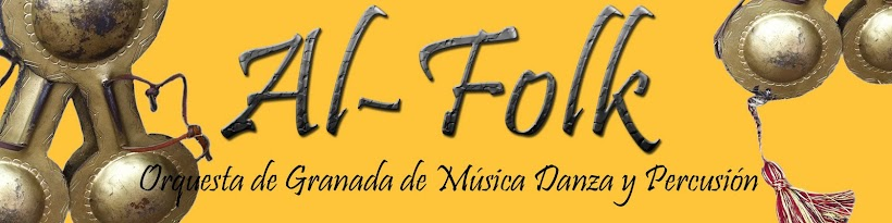 Al-Folk: Orquesta de Granada de Música Danza y Percusión