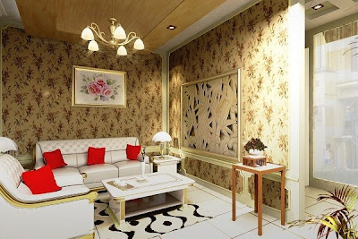 Wallpaper Rumah Minimalis Natural