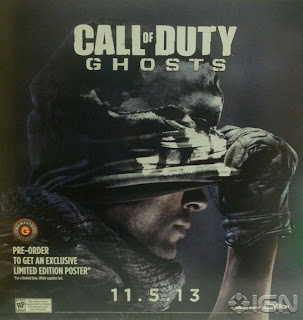 call of duty ghosts poster Rumor   Call of Duty: Ghosts   Existence & Release Date Update