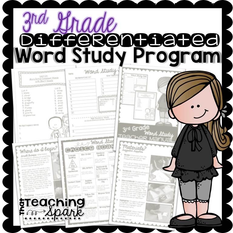 Word Study Program