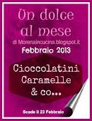 """""""Un dolce al mese- Febbraio 2013 - Cioccolatini, caramelle & Co..."""""""