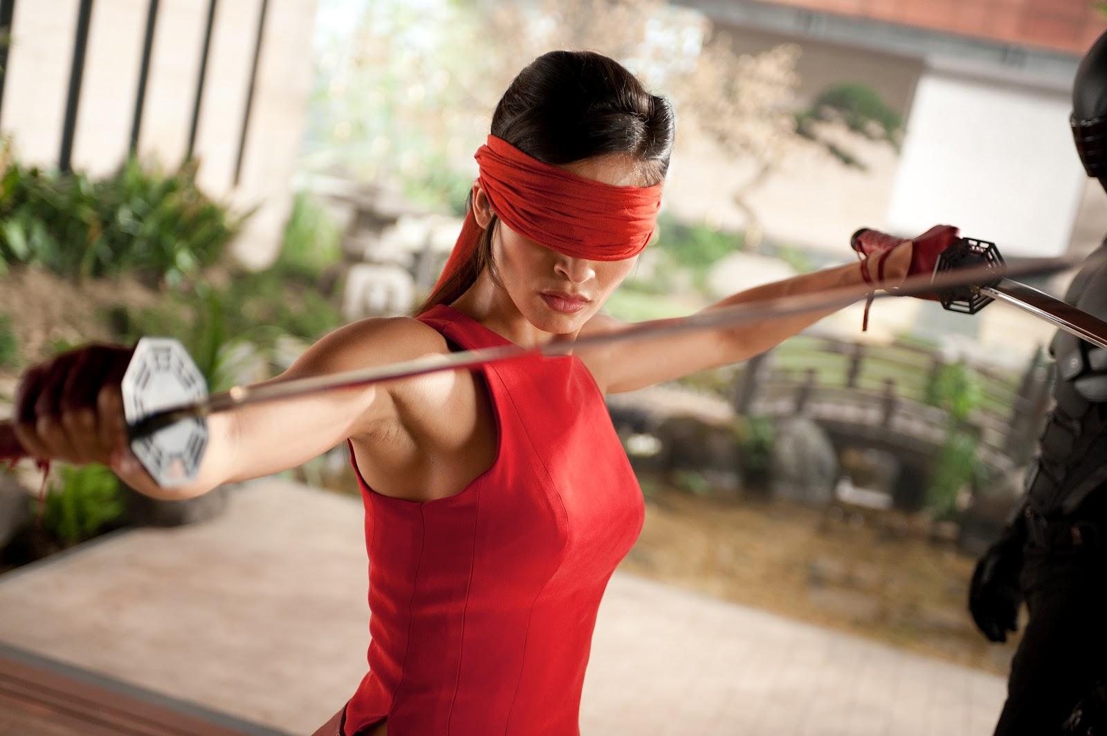 elodie yung in gi joe retaliation wallpapers - Elodie Yung in GI Joe Retaliation Wallpapers HD Wallpapers
