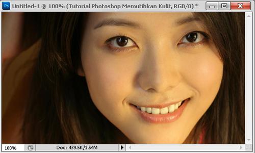 Cara Memutihkan Kulit di Photoshop - Download Semua FIle Gratis