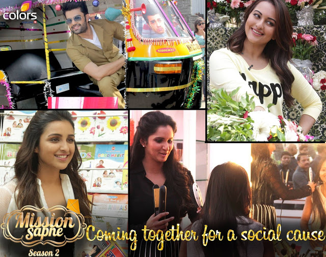 Mission Sapne Season-2' 2016 on Colors Tv Show Celes With Photo