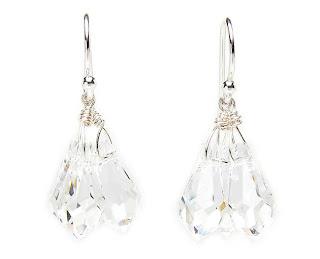 bridal earrings vintage style