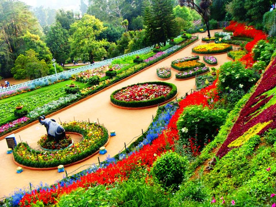 Top 10 Beautiful Gardens Of India | Fabulous Life