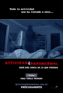ver Paranormal Activity 4 online gratis