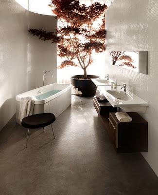 decorar baño zen