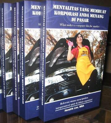 Cover Buku Hendrik Lim