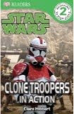 book cover of STAR WARS Clone Troopers in Action
