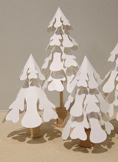 http://www.justcraftyenough.com/2013/12/iron-craft-13-challenge-24-paper-snowflake-trees/