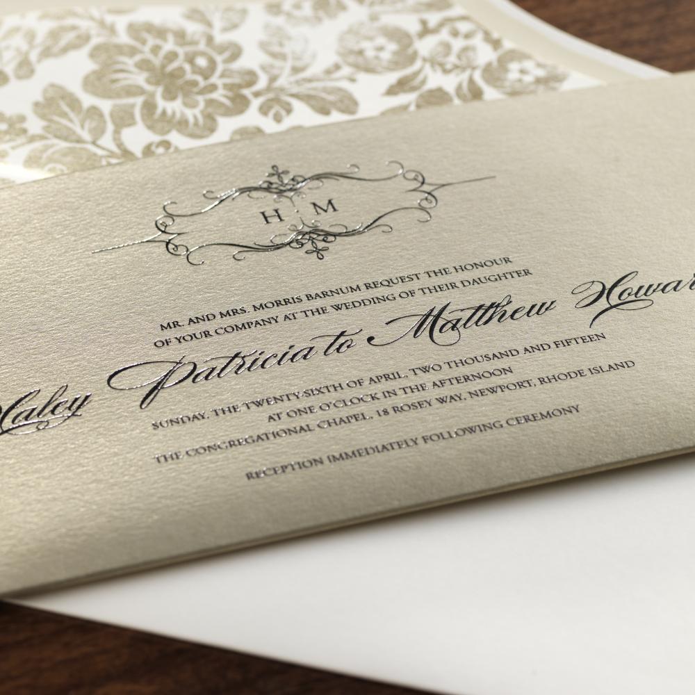 Elegant Wedding Invitations: Wedding Invitations Houston