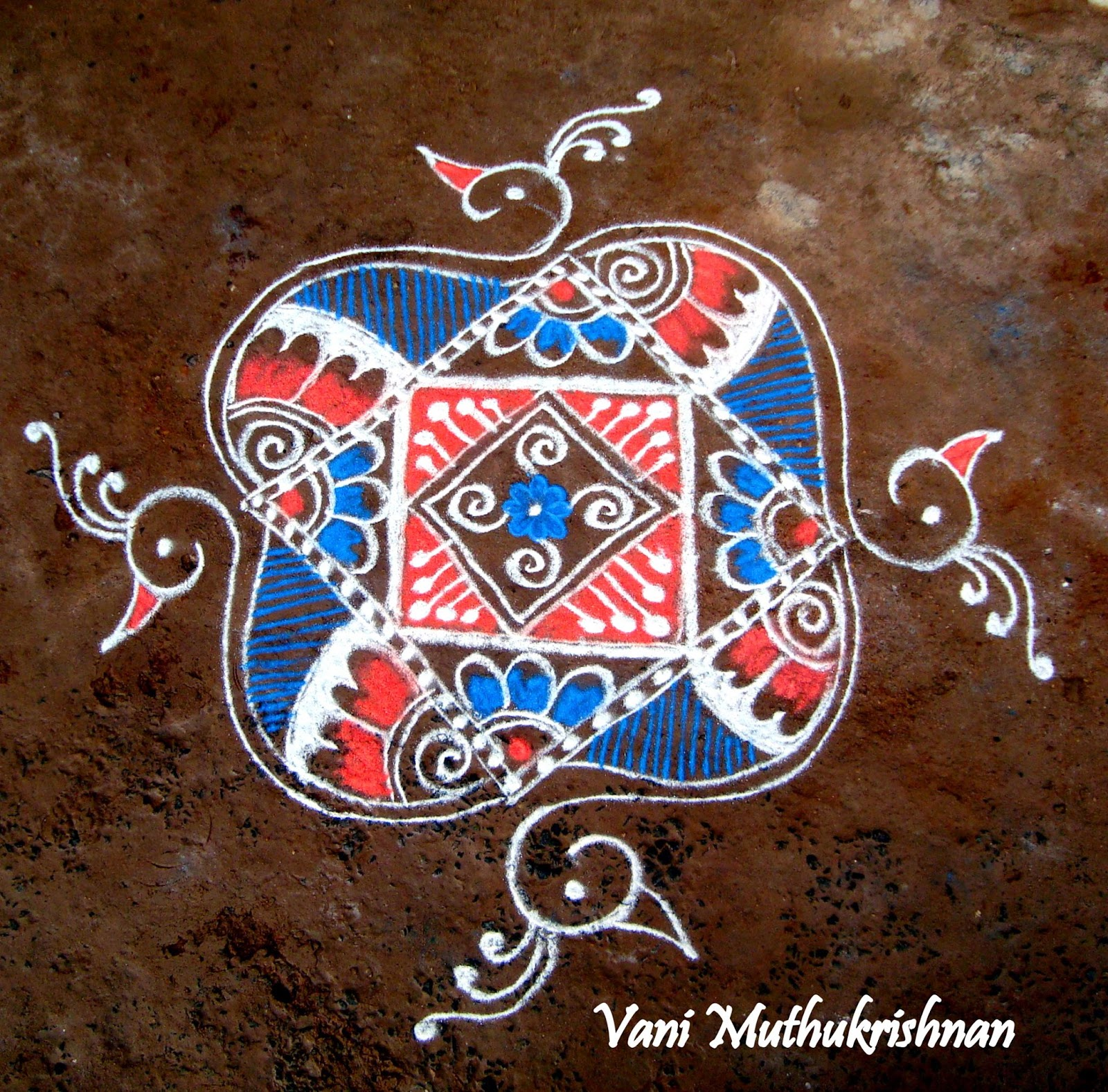 Kolam Designs 24