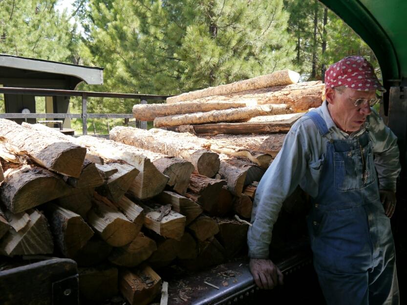 it's a woodburner