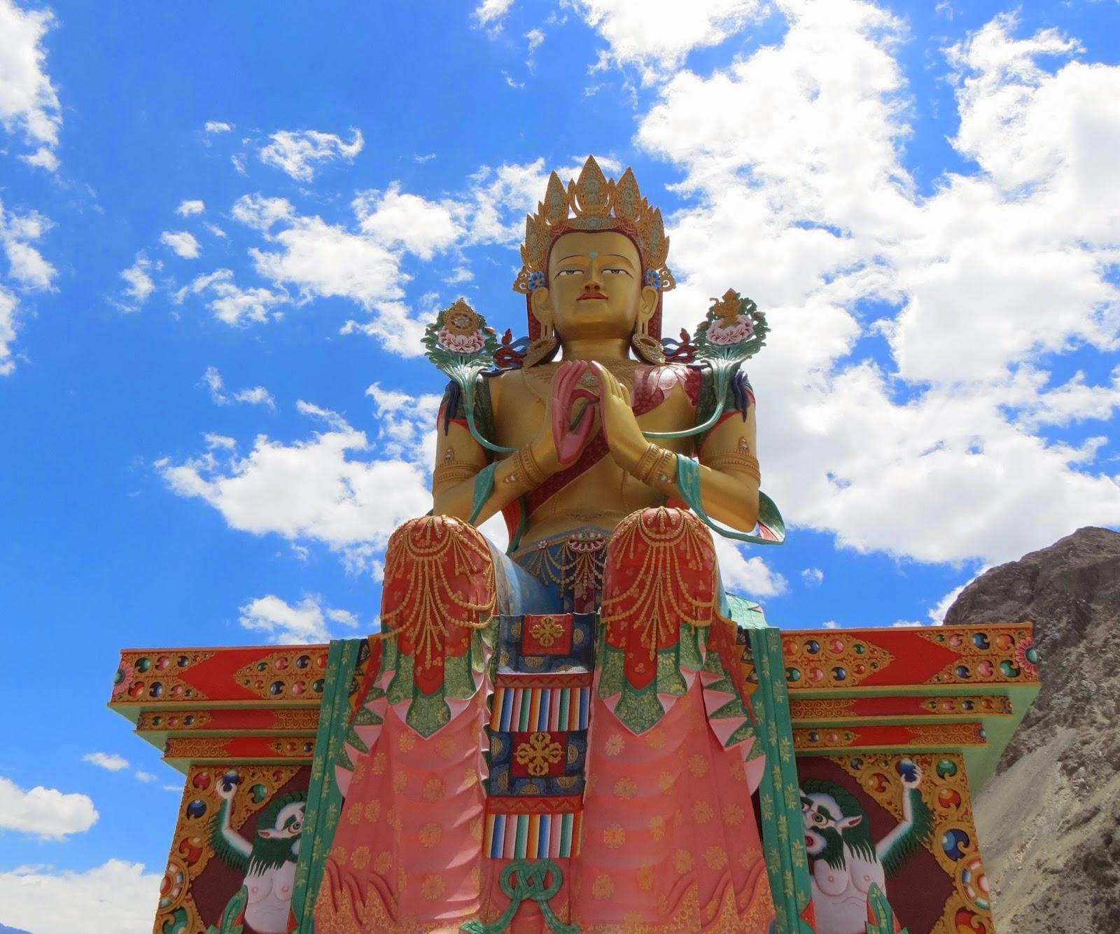 Ladakh monastery, Buddhism Ladakh