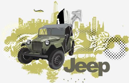 Jeep Vector Download