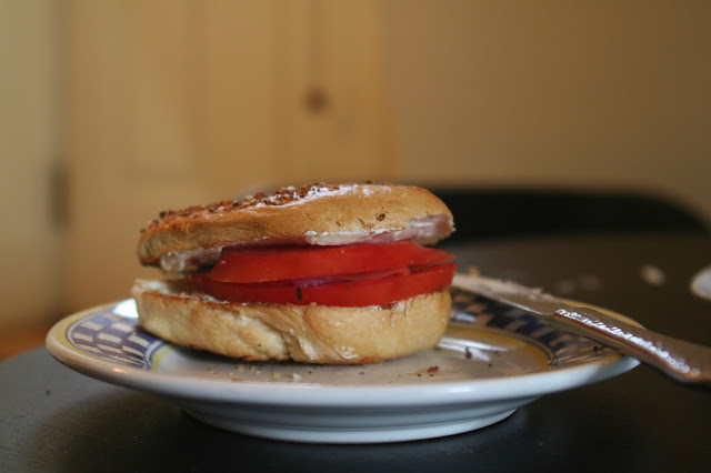 Bagels | hardparade.blogspot.com