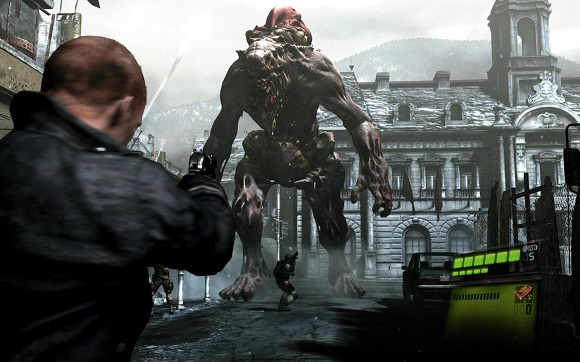 Download Game Resident Evil 6 Terbaru