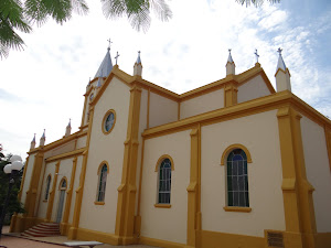 Igreja matriz de Arceburgo