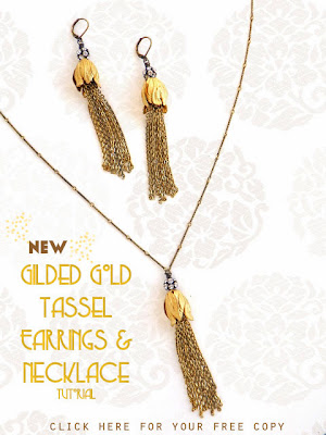 http://erinsiegeljewelry.blogspot.com/2013/11/gilded-gold-tassel-necklace-and.html