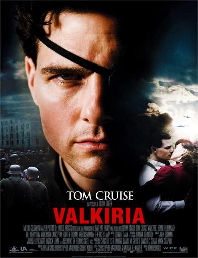 Ver Operación Valquiria (Valkyrie) (2008) Online