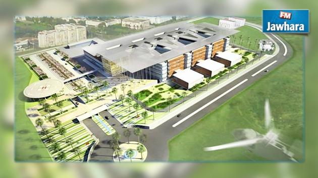 تجاوز الإشكال العقاري لبناء المستشفى الجامعي الجديد