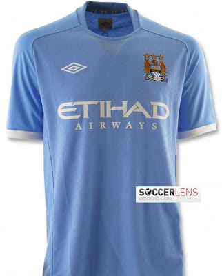 Manchester City New Custom