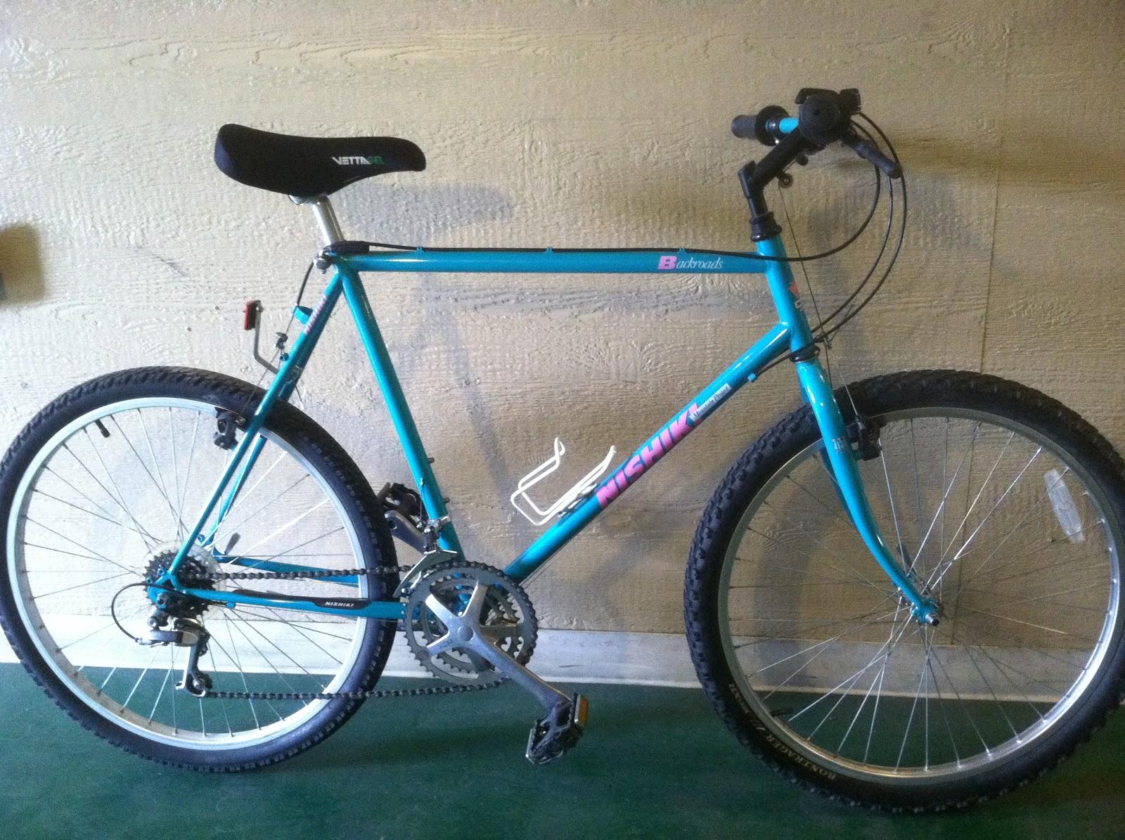 Resultado de imagem para nishiki backroads bike