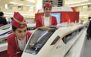 Tarif KA Cepat Jakarta-Bandung Rp200.000