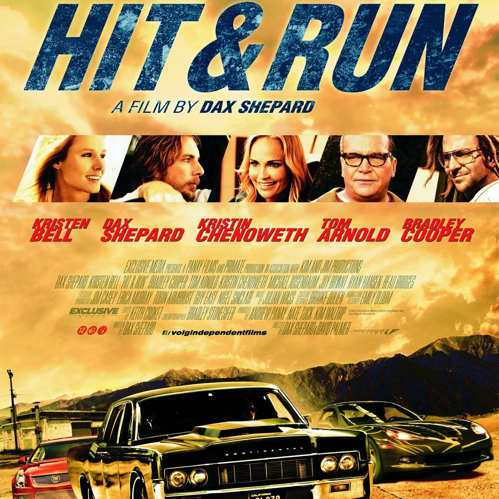 Hit & Run Movie Cover