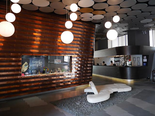 Hotel Silken Diagonal, Barcelona