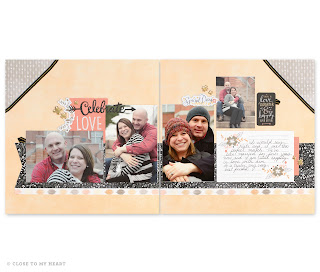 Charlotte WYW Kit Scrapbook Layouts, Cards, and PML Pages