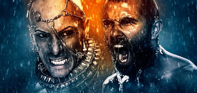 300: Rise Of An Empire - Xerxes vs. Themistokles