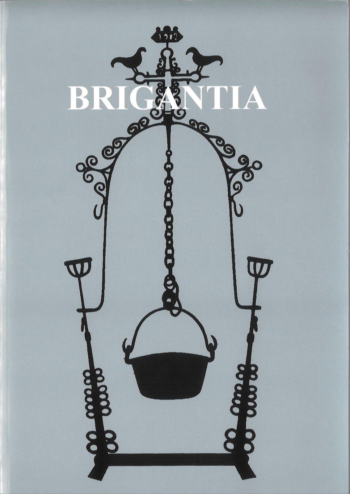 BRIGANTIA- 2018/2019 - Revista de cultura - Bragança