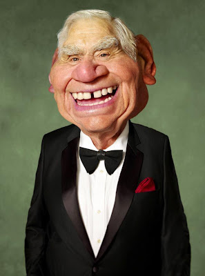 Stunning Celebrity Caricatures by Rodney Pike Seen On www.coolpicturegallery.us