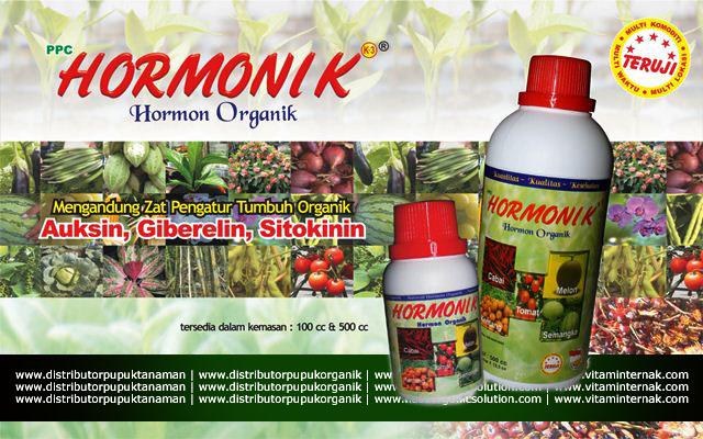 Hormon Organik Hormonik Nasa