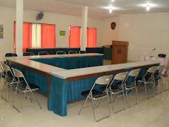 Aula Betania & Fenisia kapasitas 80 orang