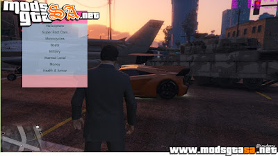 V - Mod Spawn Anything para GTA V PC