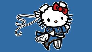 Hello Kitty X Street Fighter