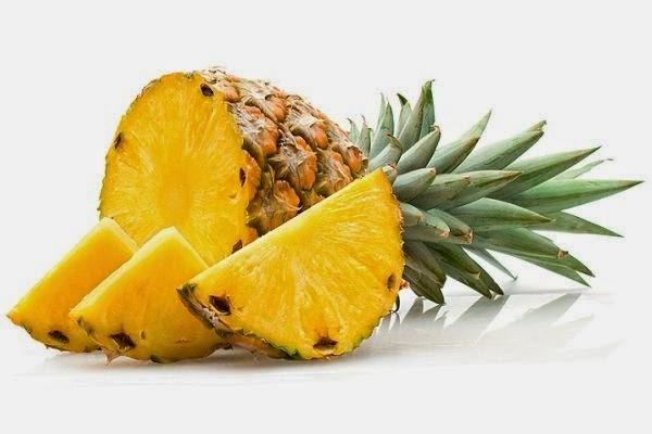 Beneficios nutrimentales de la piña