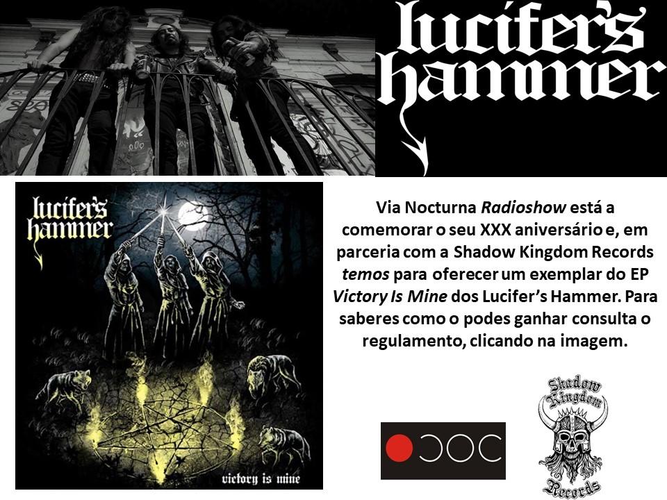 Passatempo Lucifer's Hammer