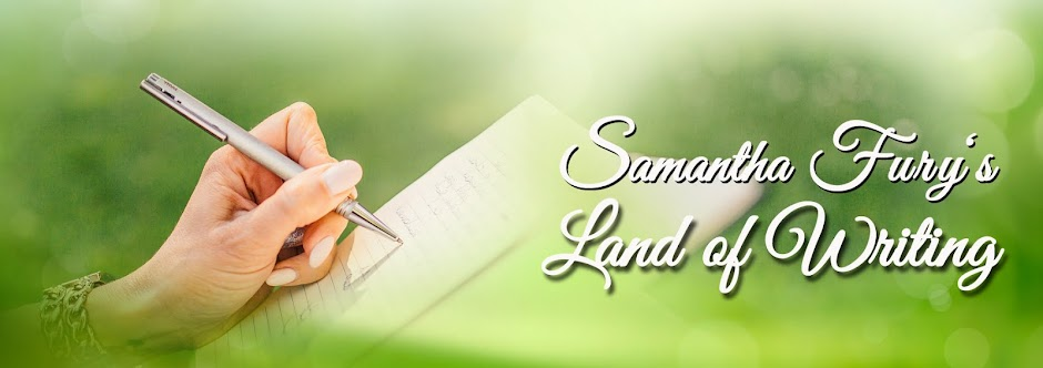 Samantha Fury's Land of Writing