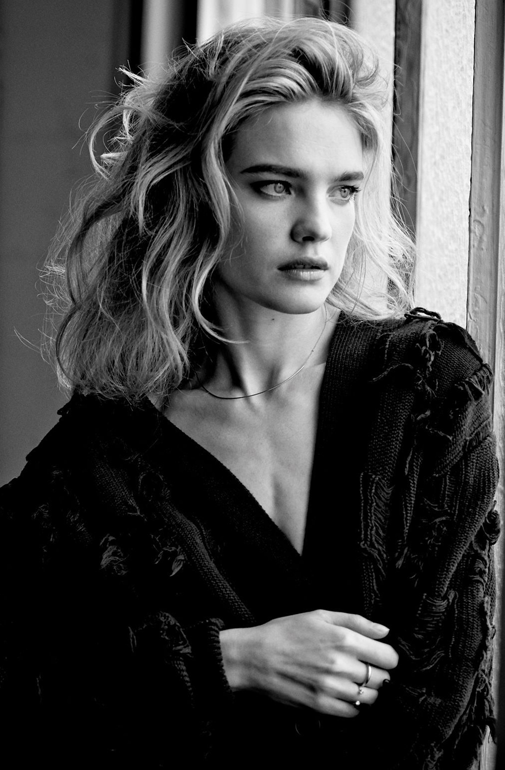 Natalia Vodianova photographed by Matthew Brookes for L'Express styles May 2015 via fashioned by love british fashion blog