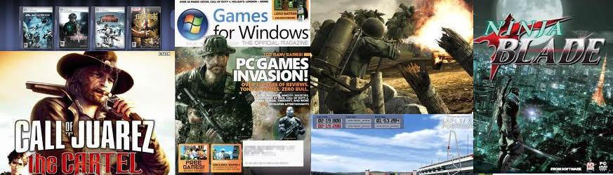 New PC Games Review and Rumors