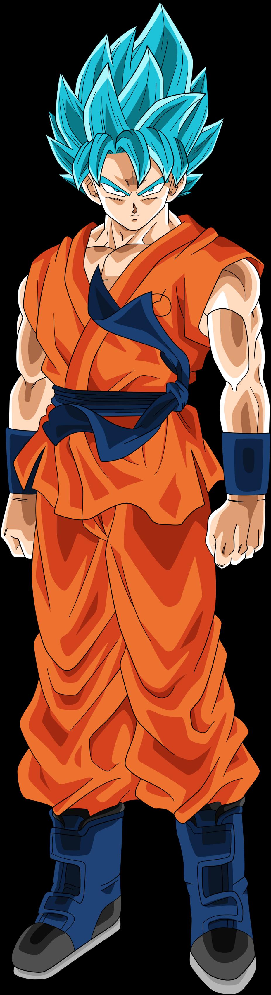 Render Kakaroto + Goku + Dragon ball