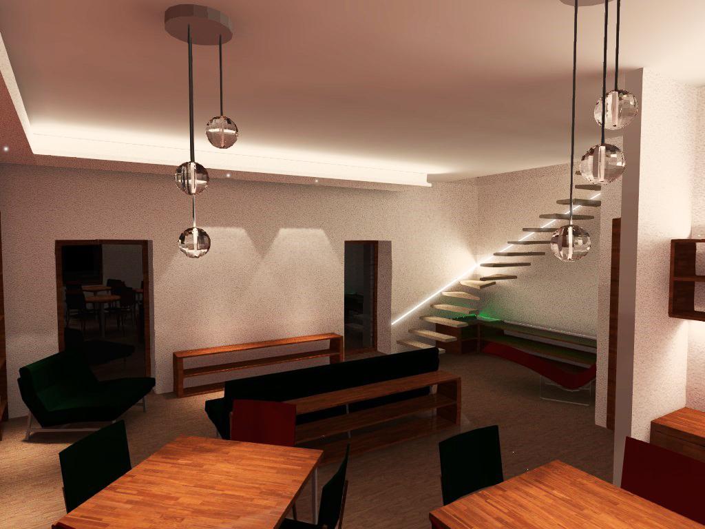 Illuminazione Led Casa: Jovencan Illuminazione LED Bed & Breakfast #A74A24 1024 768 Illuminare Sala Da Pranzo