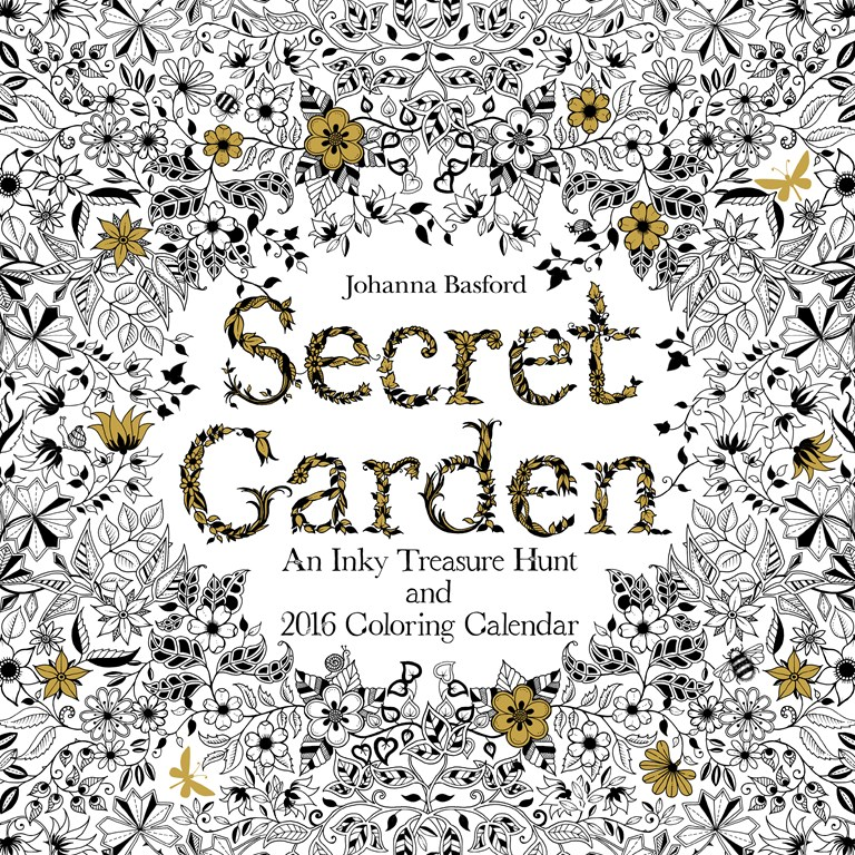 Johanna Basfords Amazing 2013 Bestseller Secret Garden Fueled The Adult Coloring Craze Selling An Unprecedented Number Of Copies