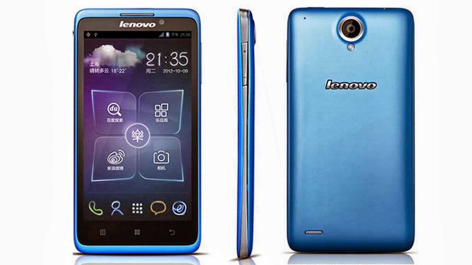 Spesifikasi Dan Harga HP Lenovo S890 Terbaru