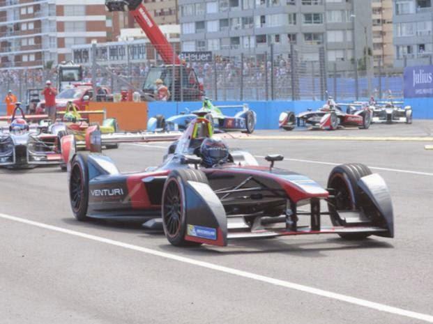 Sebastian Buemi gano el ePrix de Punta del Este 2014